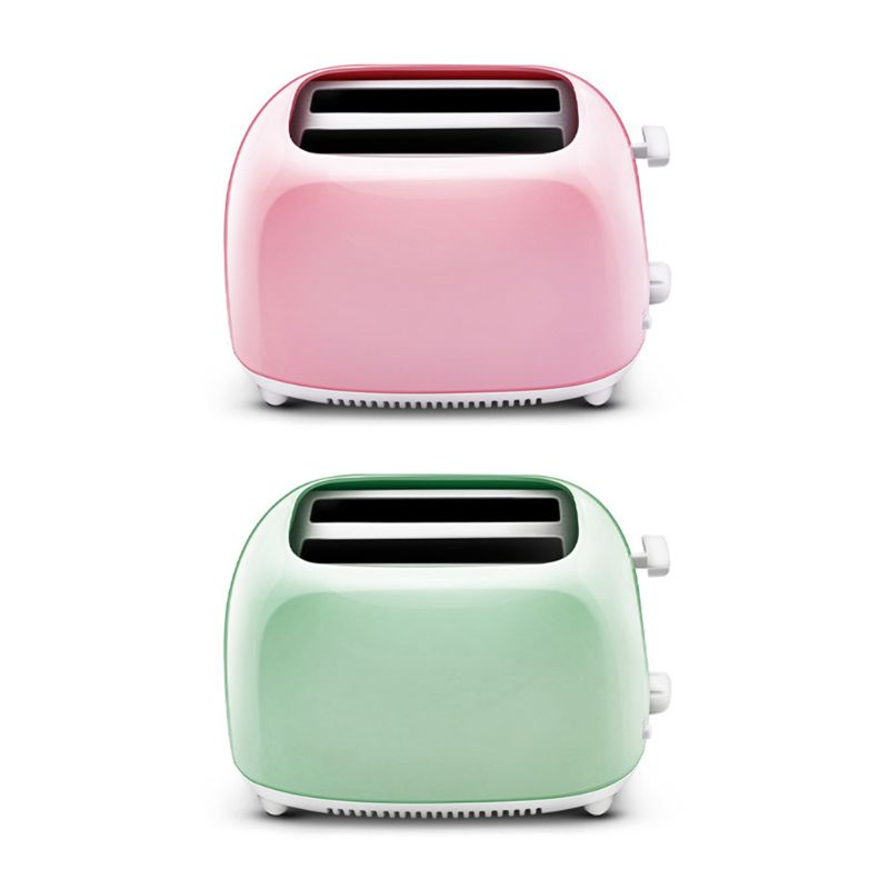 2 couleurs acier inoxydable automatique grille-pain pain rapide cuisine maison petit déjeuner fabricant 5 niveaux