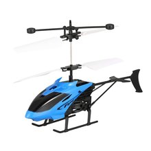 D715-1 Flying Mini Infrared Induction RC Helicopter Aircraft USB Charge LED Flashing Light Drone Remote Control Toys  Kids Gifts все цены