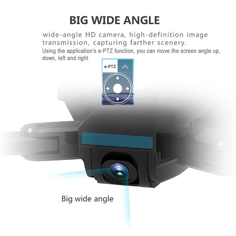 SG700D Дрон 4K 1080P WIFI FPV двойная камера дроны Профессиональный широкоугольный 50X зум оптический следование RC Квадрокоптер Дрон