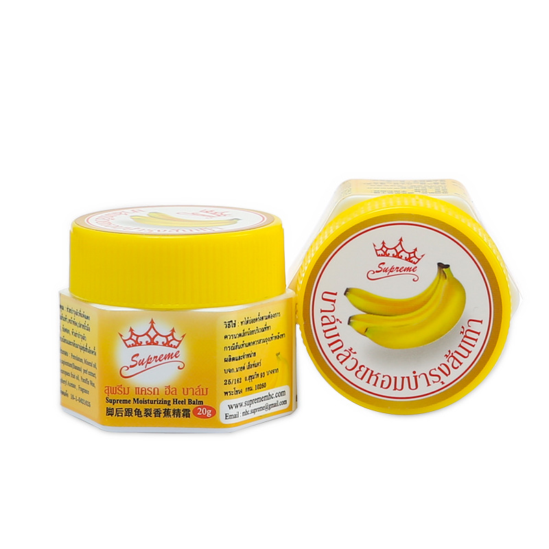 Dead Skin Remover Banana Oil Repair Skin Care Product Anti-Drying Crack Cream Strong Effective Heel Cream TSLM1