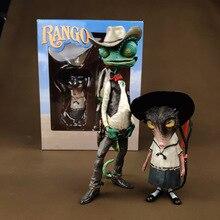 """Aralığı film karakter oyuncak kertenkele Doll 7 """"2 parça"""