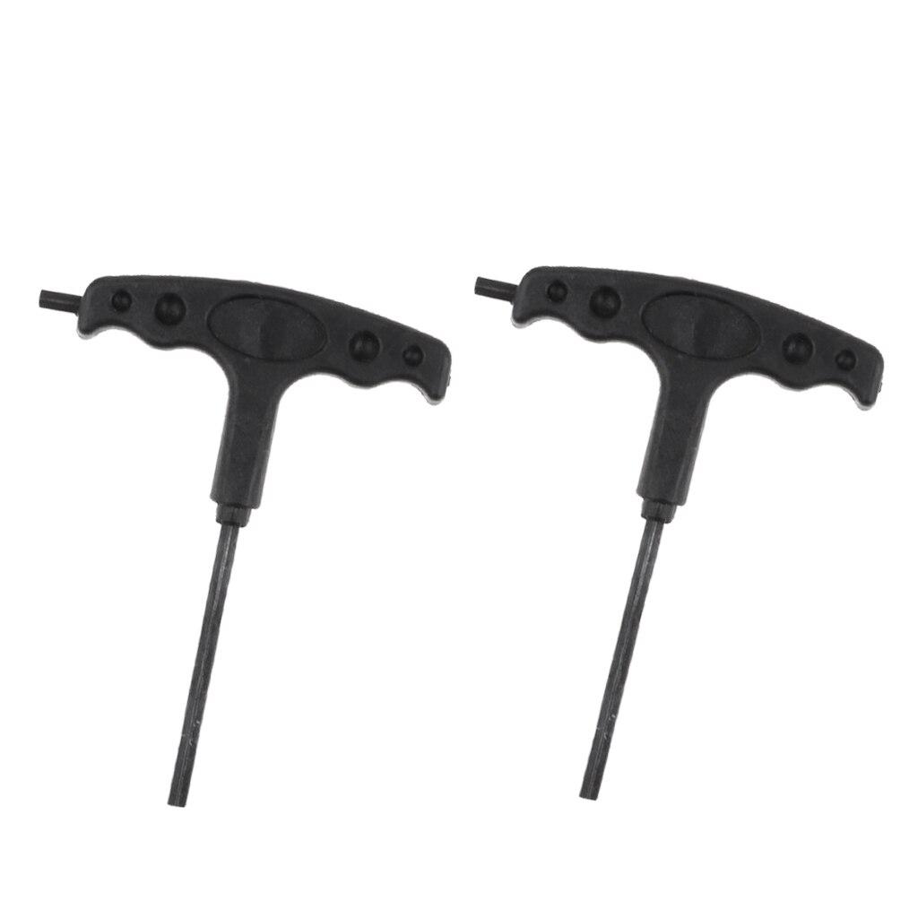Roller Skates Skateboard Tool Kit Details about  /2pcs Inline Skates T Handle Wrench