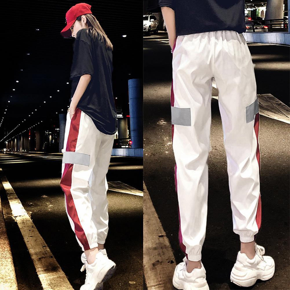 Pants Women Sweatpant  Pants Joggers Hip Hop Dance Show Party Night Street Personality Sports Pants Trend Street  Pants