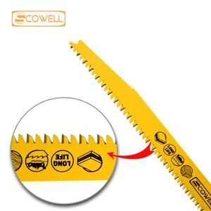30% скидка 8 дюймов шлифовальные зубцы сабельные пилы лезвия для резки сабельные пилы 2345X сабельные машины пильный станок быстрое дерево