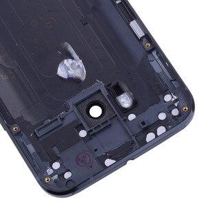 Image 3 - עבור HTC 10 אחד M10 חזור סוללה שיכון דלת כיסוי מקרה עם נפח מפתח כוח על Off לחצן + מצלמה עדשה