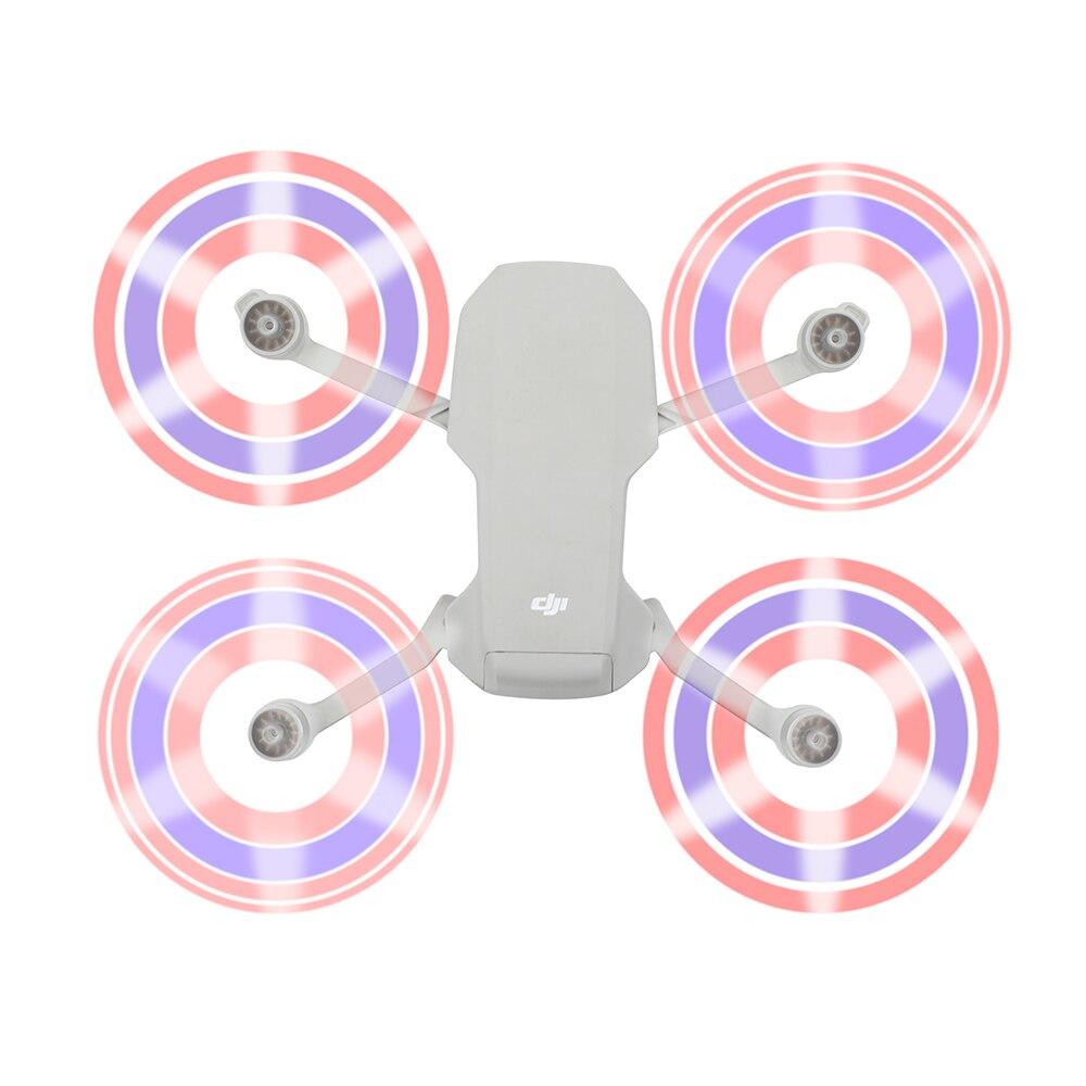Мини-пропеллер Mavic, легкий мини-пропеллер с низким уровнем шума, 16 шт., 4726F, лопасти для DJI Mavic Mini, аксессуары