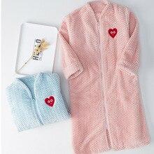 От 4 до 12 лет, детский зимний банный халат на молнии, фланелевая ночная рубашка для девочек-подростков, ночная рубашка для девочек, одежда для сна, теплые пижамы для детей