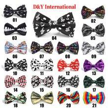 Новая мода 60 Новинка микс бабочка галстук для мужчин мужской смокинг в стиле унисекс вечерние Галстук Свадебный галстук-платок