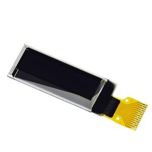 Image 5 - Módulo OLED para ardunio, pantalla LED de 0.91 pulgadas, IIC, comunicación, LCD, 128x32, blanco/azul