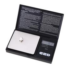 Portable Digital Pocket Scale LCD Display High-precision Electronic Gram Weight for Kitchen Jewelry Drug