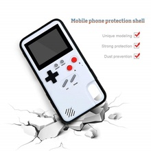 Caseboy 3D Gameboy Phone Case For Samsung S10 With 36 Video Game Case For Iphone 11 Pro MAX X Xs Max 6 7