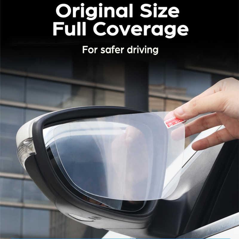 Penutup Penuh Film Anti Kabut untuk Mercedes Benz GLK X204 GLK280 GLK300 GLK350 GLK220 GLK250 300 220 250 Kaca Spion yg Tahan Hujan