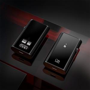 Image 1 - Shanling UP4 앰프 듀얼 ES9218P DAC/AMP 휴대용 HiFi 블루투스 5.0 밸런스드 출력 헤드폰 앰프