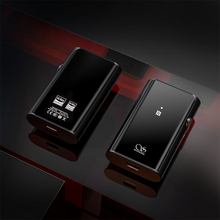 شانلينغ UP4 مكبر للصوت المزدوج ES9218P DAC/أمبير المحمولة HiFi بلوتوث 5.0 متوازنة الناتج مضخم ضوت سماعات الأذن