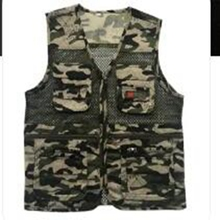 Men Fishing Vests Quick Dry Multi Pocket Mesh Jackets Photography Outdoor Hunting Sport Hiking Vest Fish Waistcoat plus size 4XL