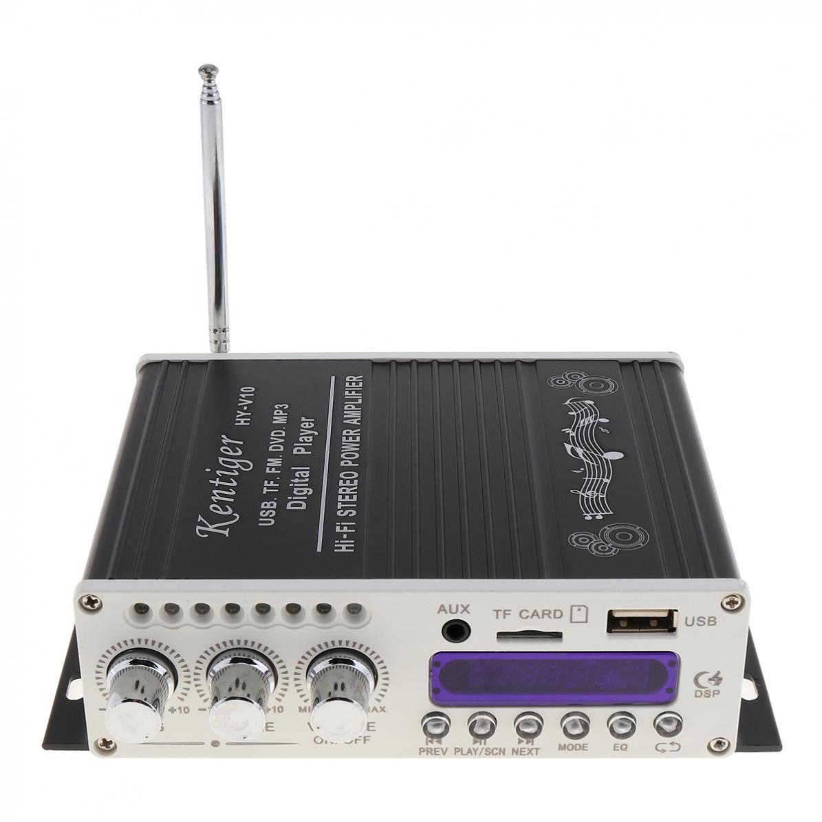 HY-V10 20 w x 2 2ch hi-fi