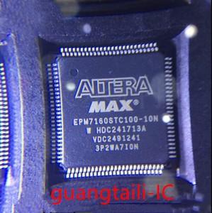 Image 1 - 5 Chiếc EPM7160STC100 10N EPM7160STC100 10 EPM7160STC100 EPM7160 QFP 100 Logic Lập Trình Thiết Bị