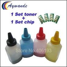 Цвет порошок тонера чип сброса для Xerox Phaser 6020 6022 6025 6027 для 106R02763 106R02760 106R02761 106R02762