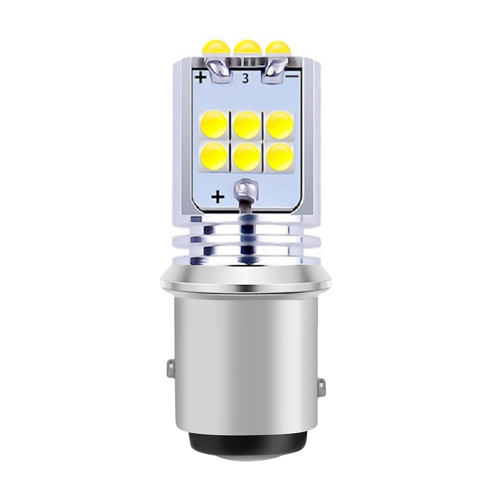 1 шт. 1157 P21/5 Вт BAY15D супер яркий 1800лм светодиодный автомобильный указатель поворота, задний тормозной фонарь, автомобильный дневной ходовой с...