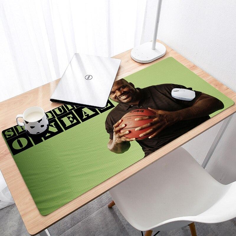 3 мм игровой коврик для мыши расширенный коврик для мыши игровой коврик для мыши дизайн баскетбольная звезда-0