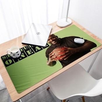 3 мм игровой коврик для мыши расширенный коврик для мыши игровой коврик для мыши дизайн баскетбольная звезда