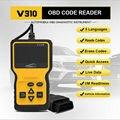 V310 V1.1 obd2 автомобильный диагностический инструмент OBDII считыватель кодов двигателя odb2 Автомобильный сканер PK elm327 v1.5 CR3001 easydiag3.0