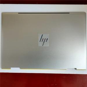 ЖК-задняя крышка для HP ENVY X360 15-BP 15M-BP 15M-BQ 15M-BP 15-bp106na, серебристая задняя крышка 924344-001 4600BX0G000