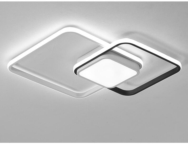 Hb5dede82c9824091a171d71931d5e5c09 New design LED Ceiling Light For Living room Dining Bedroom luminarias para teto Led Lights For Home lighting fixture modern