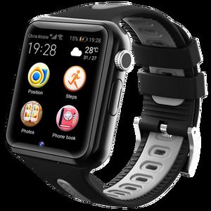 Image 2 - Đồng Hồ Định Vị Cho Bé Đồng Hồ Thông Minh Cho Trẻ Em Bé Trai Gái Apple Android Đồng Hồ Thông Minh Smartwatch Hỗ Trợ 2 SIM Thẻ TF MTK2503 Quay Số Cuộc Gọi tin Nhắn Push V5K