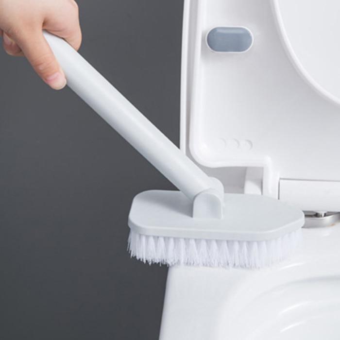 Новая Ванная комната Щетка с длинной ручкой щетины Напольная керамическая плитка скраб туалет ванна чистящий инструмент