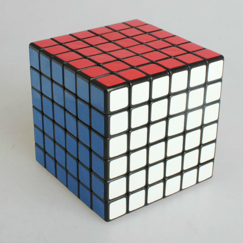 ShengShou 6x6x6 Cube High Speed Cube Puzzle Magic Professional 6.8cm 6x6 Learning&educational Cubo Magico Toys For Children