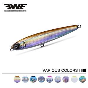 EWE GUIFEI2 75mm/11g 80mm/14g 85mm/16g 95mm /18g 95mm/24g Submerged pencil lures Artificial Bait