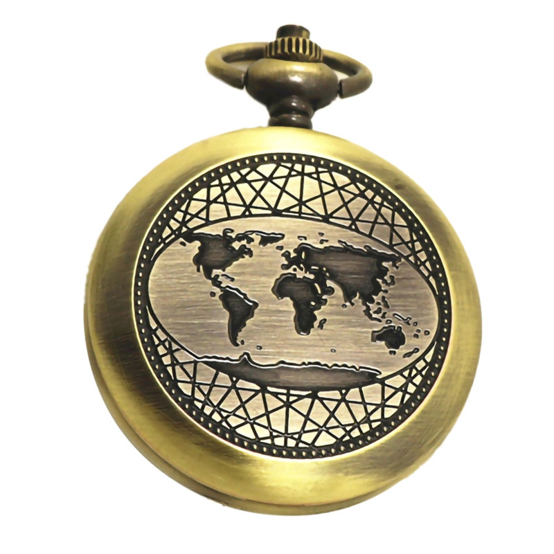 High Quality Retro Pocket Watch Compass Flip-open Portable Zinc Alloy Electroplating Polishing Compass For Climbing Travel
