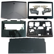 NEW For Dell Alienware M18X R3 Series Laptop LCD Back Cover/Front Bezel/Hinges/Palmrest/Bottom Case/Bottom Door HDD Cover new laptop lcd top cover lcd front bezel for dell tobii alienware 17 r4 0pn5xv 05gvp2 a and b shell
