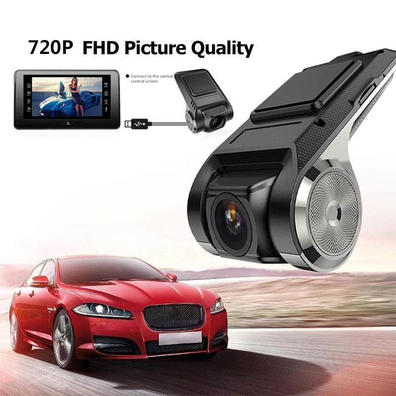 ADAS USB Mini Dash Cam Car Camera Auto DVR Full 1080P Electronic Digital Video Recorder Android Vehicle Camera Multimedia Player