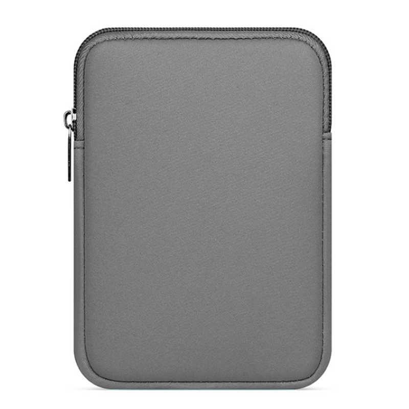 العالمي لينة اللوحي بطانة كم كيس مزموم لأوقد حافظة لجهاز iPad mini 1/2/3/4 Air 1/2 Pro 9.7 غطاء لجهاز iPad الجديد 2017/2018