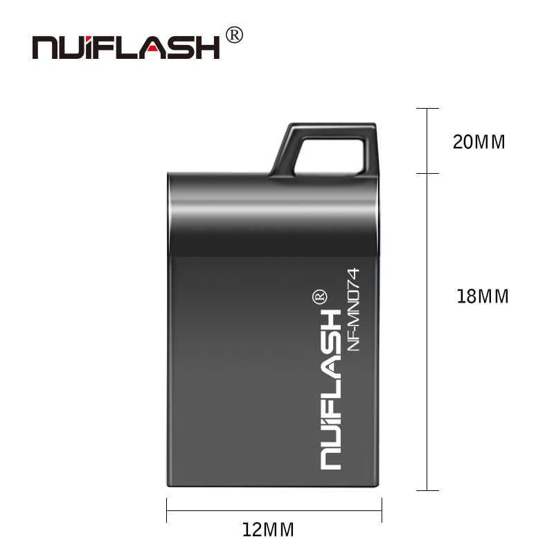 USB Flash Drive 32 GB USB2.0 Flashdisk 16 GB 8 GB 4 GB Stick Drive 128 GB dengan Hadiah Kunci cincin Terbaru U Disk Flashdisk