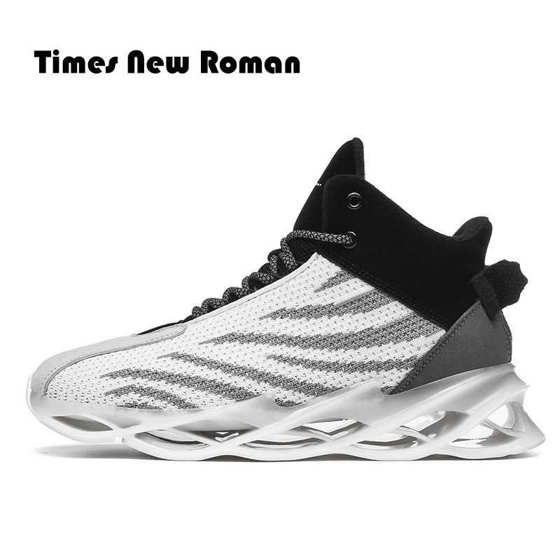 Thời La Mã Mới Cho Nam Giày Mùa Đông Nam Giày Bốt Thời Trang Cứng Giày Nam Chống Trơn Trượt Ngoài Trời giày Size Lớn 39-46