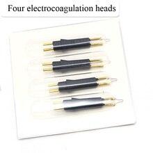 Electric coagulation pen heads 4pcs/set