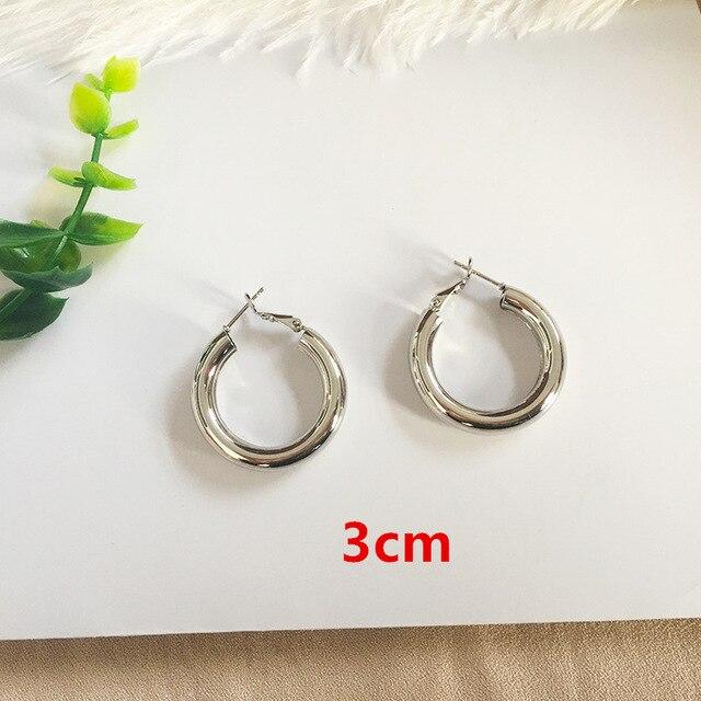 Silver Small 3cm