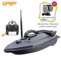 Cymye inventor de peixes rc barco x6 1.5kg carga 500m controle remoto isca pesca barco