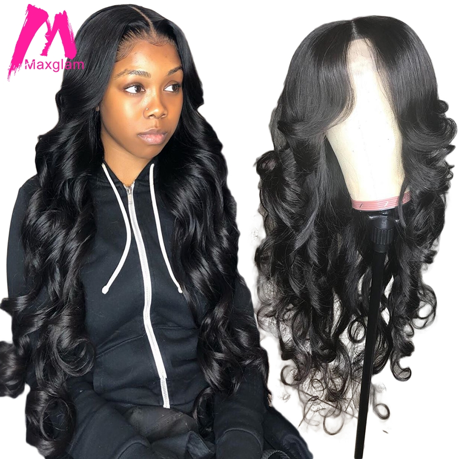 360 Lace Frontal Wig Body Wave Brazilian Short Deep Front Human Wigs For Black Women Pre Plucked With Baby Hair 30 Inch Hd Remy