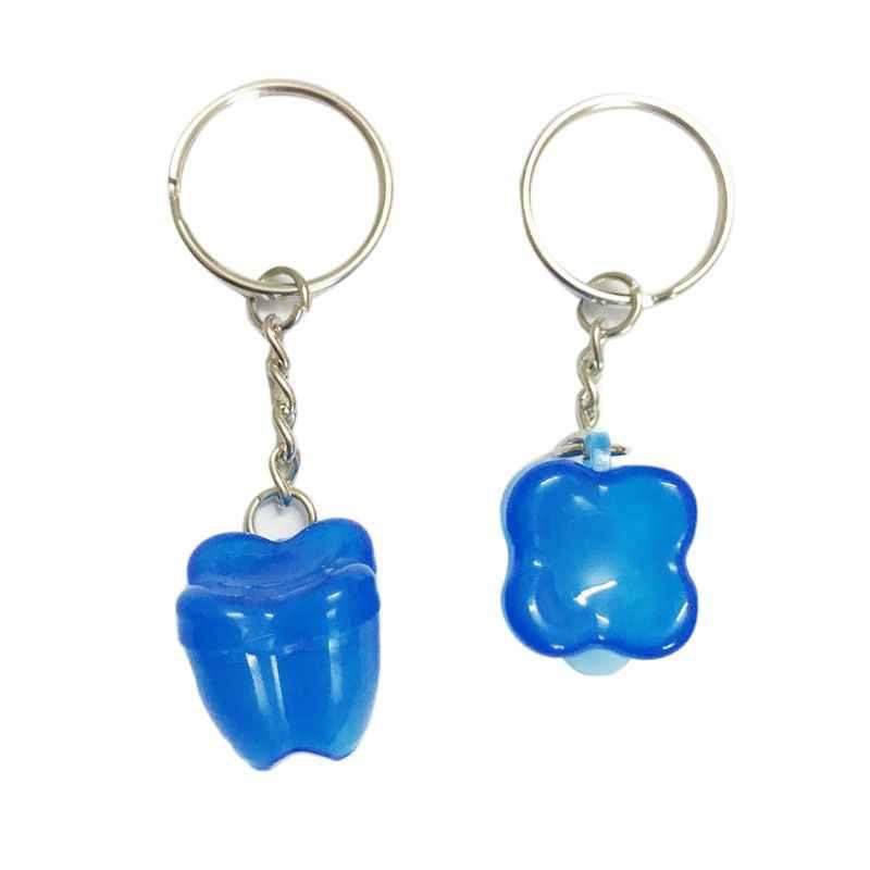 Crianças criativas Presentes 1Pc Crianças Caixa de Dente Dentes Decíduos Bebê Caixa De Armazenamento Caixas de Anel de Chave