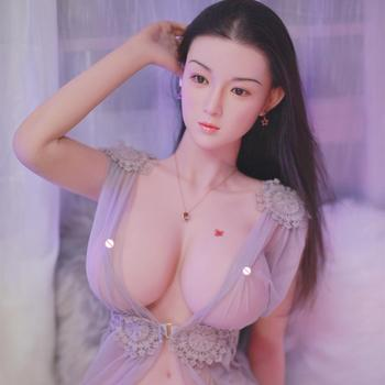 NEW ARRIVAL JYDoll 5ft45 166cm Big Breast-Quintina(Silicone head) implanted hair Sex Doll Realistic Reallife Size Silicone Doll фото
