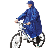 Outdoor Bicycle Raincoat Hooded Bike Men Raincoat Women Poncho Impermeable Suit Bicicleta Capa De Chuva Cape Rain Cover 60YY122