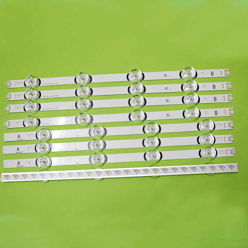 LED Backlight Strip 8 Lamp For LG TV 390HVJ01 Lnnotek Drt 3.0 39