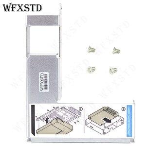 """Image 5 - 56 قطعة جديد 3.5 """"إلى 2.5"""" HDD قوس علبة العلبة لديل R420 R430 R510 R520 T620 R710 R720 R730 09W8C4 تحويل محول المسمار"""