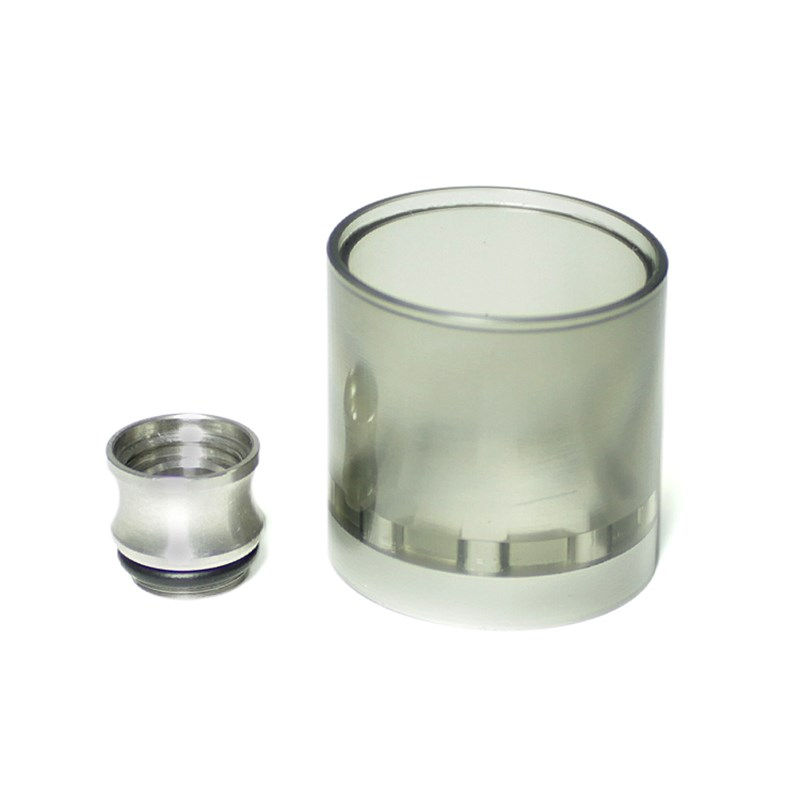 Replacement Extension Kit For SXK Hussar V1.5 RTA Vape Accessory  Vs PEI Extension Kit For SXK Hussar V1.5 RTA Vape Accessory