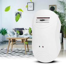 цена на Household Air Purifier Cleaner Negative Ionizer Generator Remove Formaldehyde Smoke Dust Purification for Home Office 90-240V