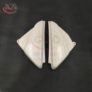 Image 1 - Unpainted Side Panel Fairing Mudguard Cover for Honda FTR223 FTR 223
